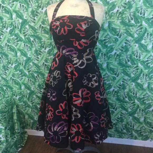 0eb6d8c04e73 Anthropologie Dresses & Skirts - Girls from savoy Anthropologie floral  halter dress