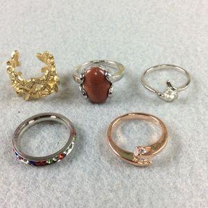 5 Unique Rings