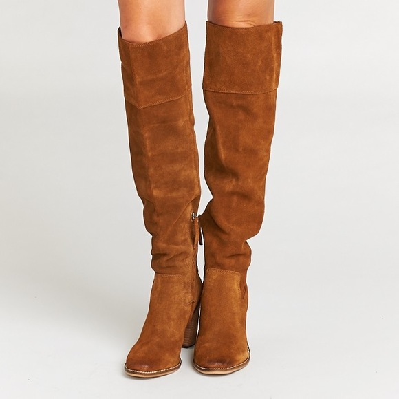 1d7390a46f6 Steve Madden Palisade Over The Knee Boots