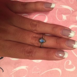 Jewelry - Midi Ring with color