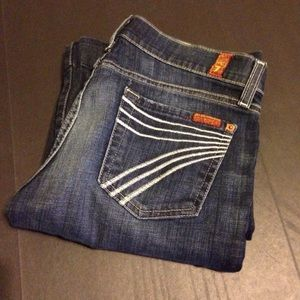"""7 For All Mankind Jeans - 7 For All Mankind """"Dojo"""" Jeans (7FAMK)"""
