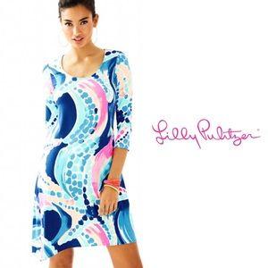 Lilly Pulitzer Ariana Asymmetric Swing Dress