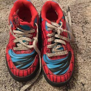 Reebok Spiderman Sko Størrelse 13 UihYAy