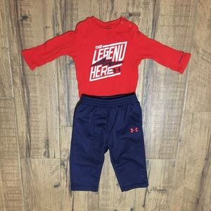 Under Armour Outfit 6-9M