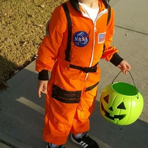Other - Toddler Boy Astronaut Halloween Costume