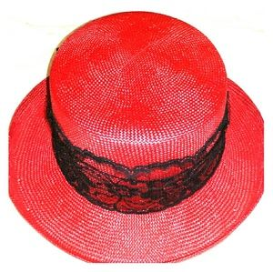 ... NWOT SUNDAY CHURCH DRESS DERBY WOMENS HAT ... 16e30bf9f973