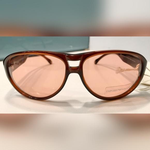 bd0e42c54c Emporio Armani Aviator Sunglasses Men Women Unisex