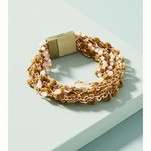 Lovely Anthropologie bracelet. NWT.
