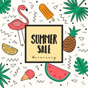 Other - Summer Sale! price drops!