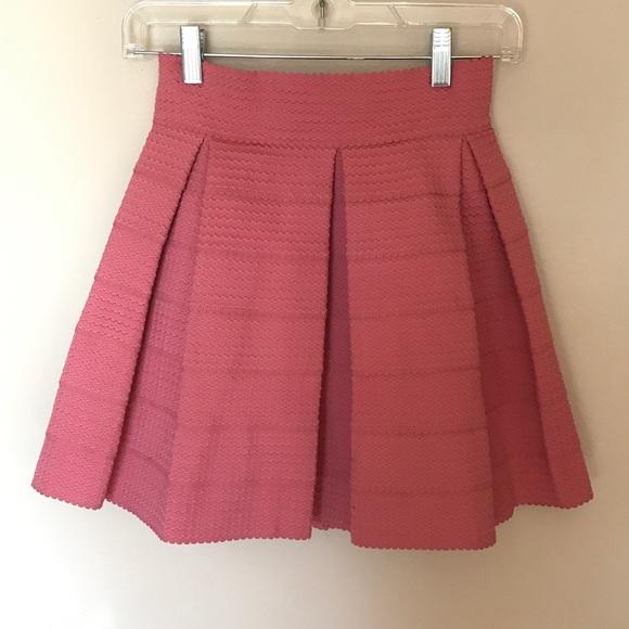 fad7285bca Devlin Pink Pleaded Skirt - Nordstrom Anniversary