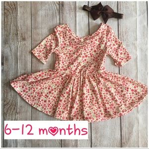 Dresses & Skirts - 6-12 month ballerina dress