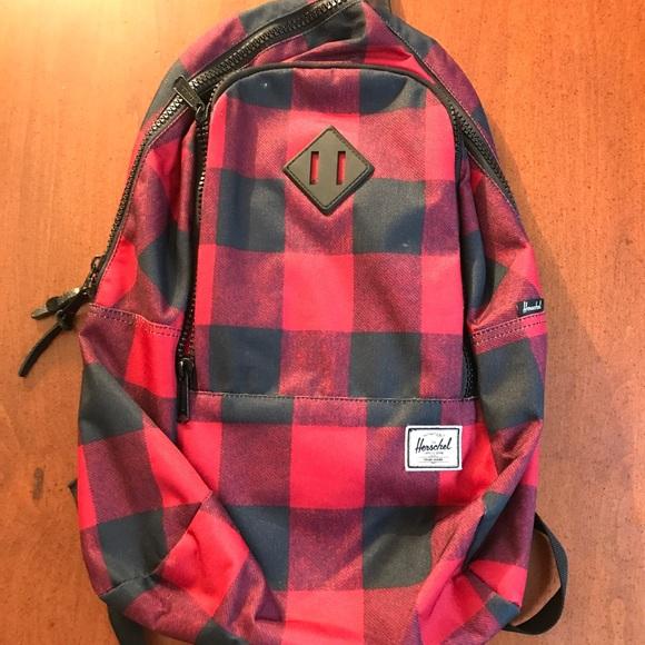 Herschel Supply Company Handbags - Buffalo Plaid Herschel Supply Co.  Backpack cb64acdf3ffd2