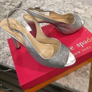 Kate Spade Glimmer Heels