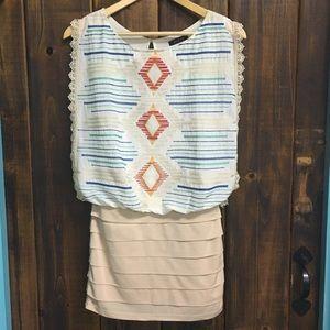 ✨ Aztec Print Dress ✨