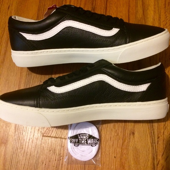 730f4463564 New in Box! Vans Old Skool Cupsole Black Leather🏁