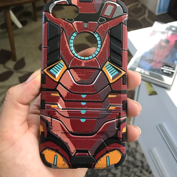 Iron man iPhone 7 case