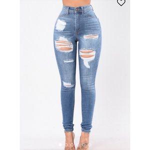Heavy Lifting  Jeans From Fashion Nova