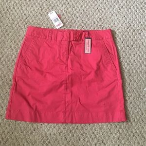 Vineyard vines dayboat skirt