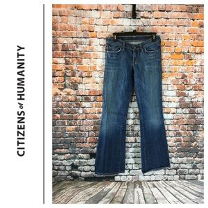 Citizens of Humanity Ingrid Low Waist Flare Jean