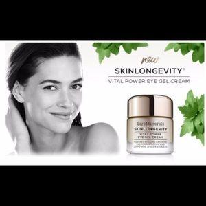 bareMinerals skinlongevity vital power eye gel