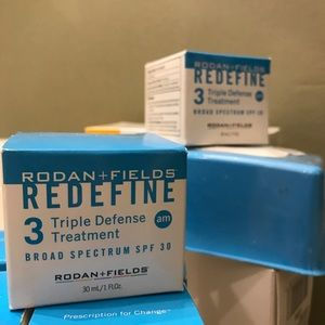 Rodan and Fields - REDEFINE - Triple Defense AM