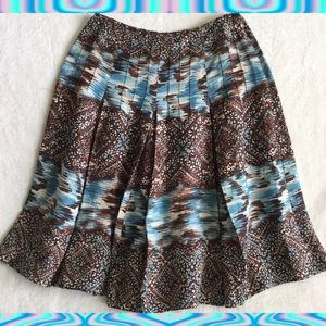 Nine West Skirt Size 6 Lined