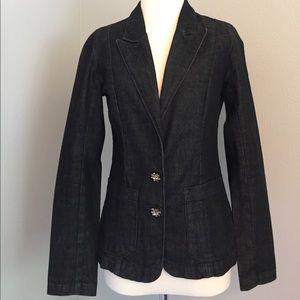Levi's Premium selvedge raw denim jacket blazer