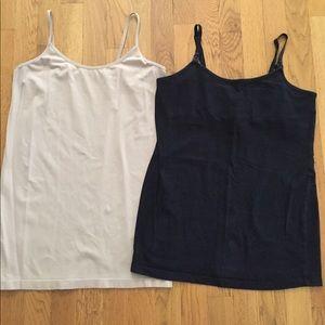 Motherhood camisole tanks