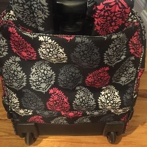 4f6f33dfe9 Vera Bradley Bags - Authentic Vera Bradley roller backpack   lunch box
