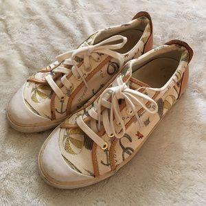 Reserve for @Isblake  :) Coach sneakers