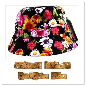 Garden Party Bucket Hat