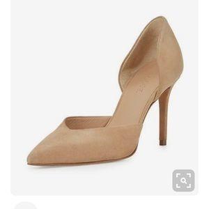 Vince Celeste d'orsay heels in 🐫 camel