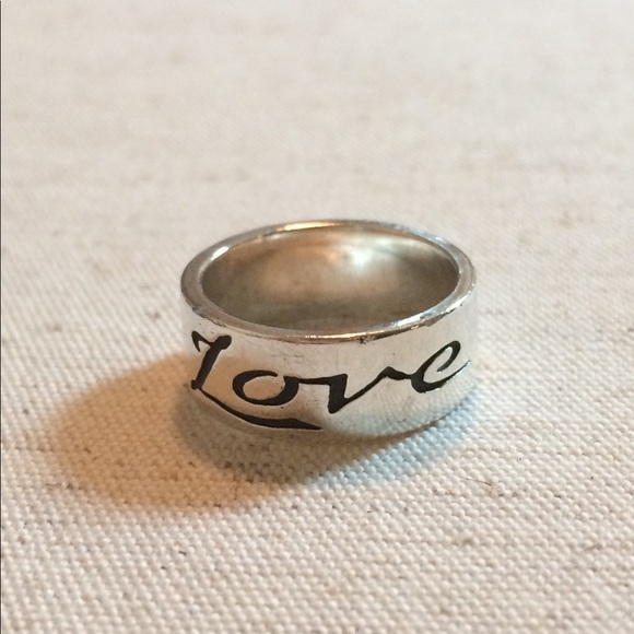 38 off james avery jewelry authentic james avery love for Who sells lizzy james jewelry