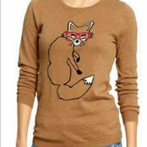 Old Navy Fox Sweater