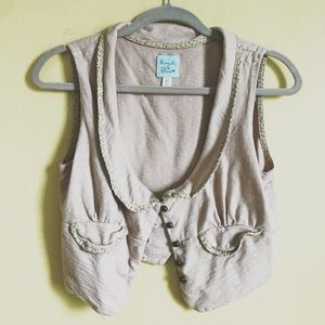 Urban Outfitters Kimichi & Blue Vest