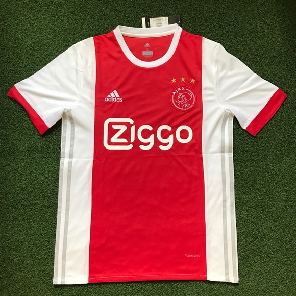 4d00e993f68 Shirts | Afc Ajax Soccer Jersey Home 20162017 Short Sleeve | Poshmark