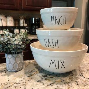Rae Dunn Mixing Bowls