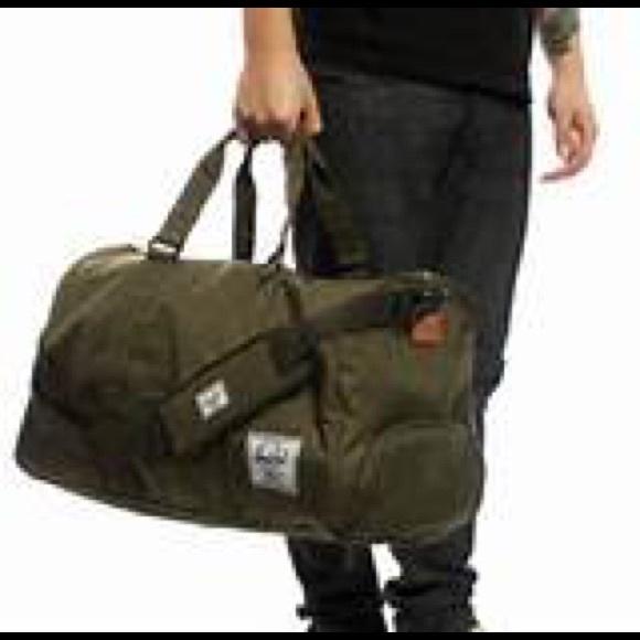 80e7032fcb Herschel Supply Company Handbags - Herschel supply novel duffle army green