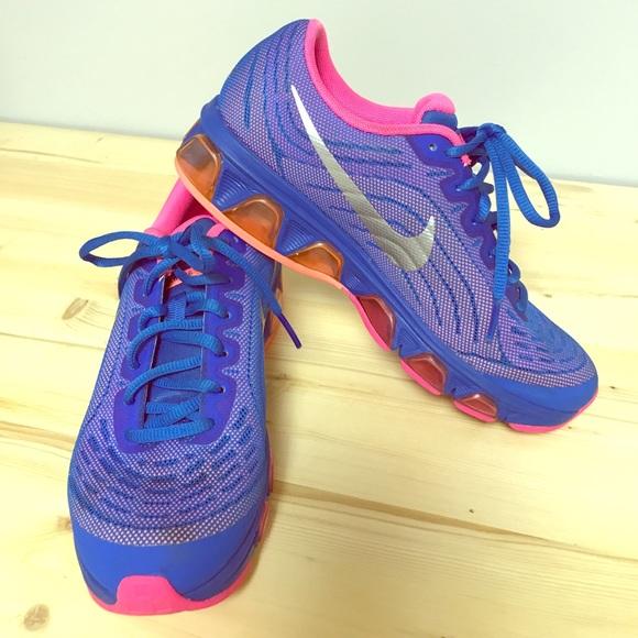 premium selection 33483 d3e1c  Nike  Air Max Tailwind 6 - Blue   Hit Pink Size 6.  M 5977b8a38f0fc4db7b00484f