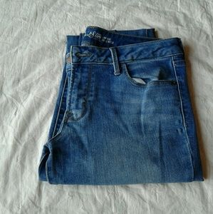 Old Navy sz12 rockstar jeans