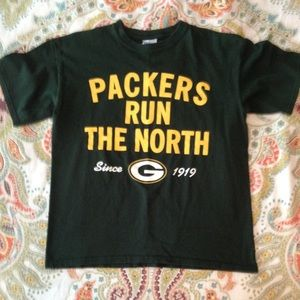 Other - Boys Green Bay Packers T-shirt - Size XL