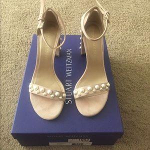 880b4cec245 Stuart Weitzman Shoes - Stuart Weitzman Morepearls Sandal