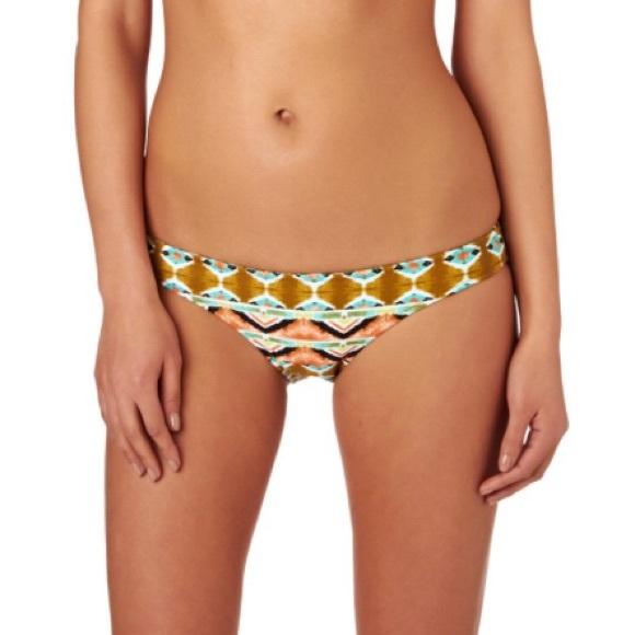 c64a1848f2265 nwot Volcom native drift full bikini bottoms