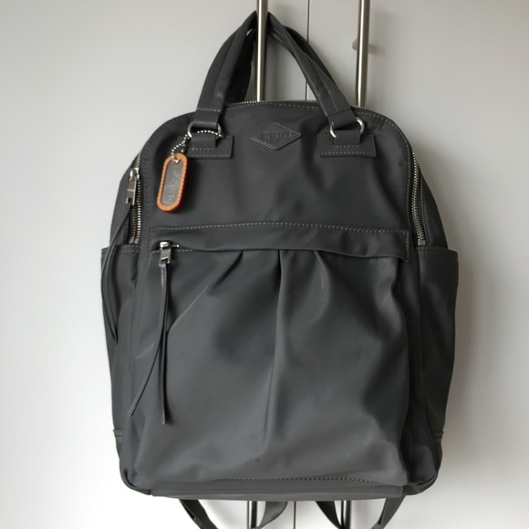 37168ab6c2c MZ Wallace Army Bedford Nylon Jordan Backpack. M_5977c89aa88e7d1d67002a40