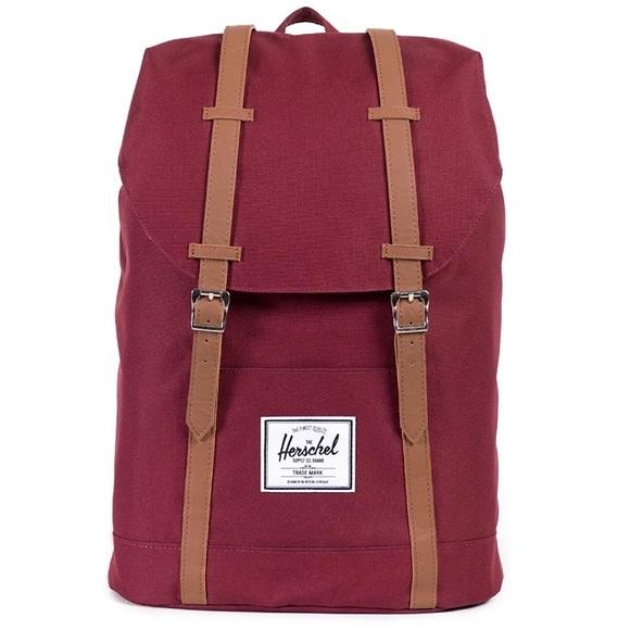 c75283f5ef06 Herschel Supply Co Windsor wine retreat backpack