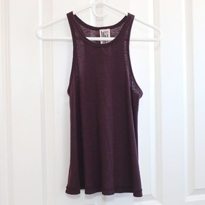 Free People Ribbed Tank Size XS