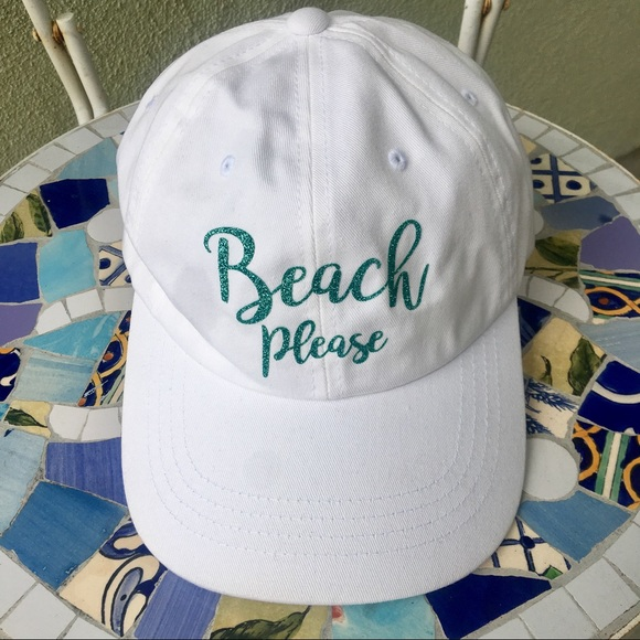 222d9888b59 Accessories - Beach Please Dad Hat