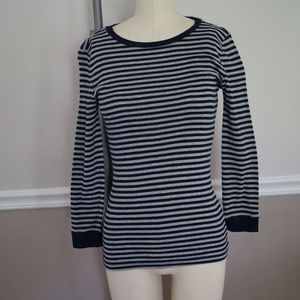 J.Crew Fitted Shirt Striped Size Small