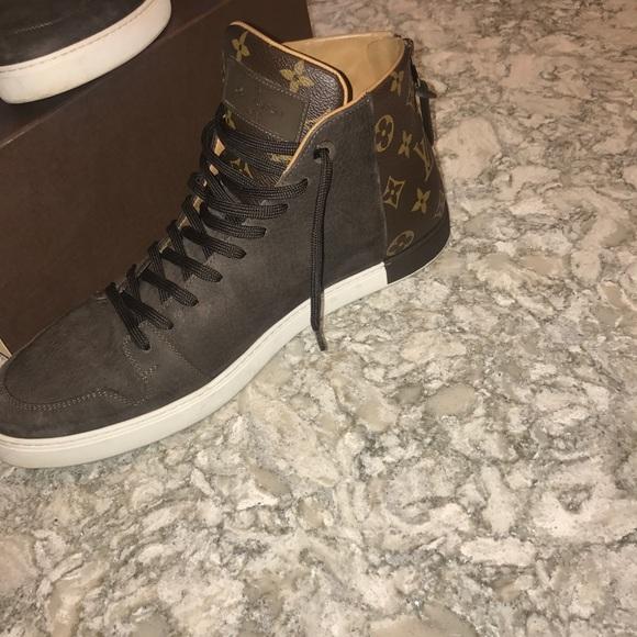21f9bce7e33f7 Louis Vuitton Other - Louis Vuitton Match-Up Sneaker Boot
