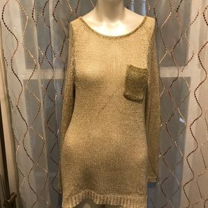 Pretty Forever 21 long sweater
